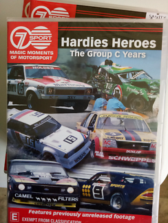 Bathurst motorsport dvd group C years
