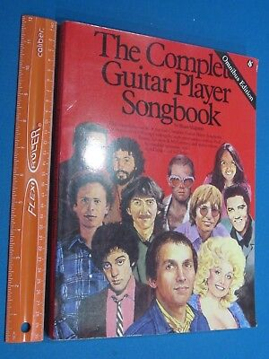 The Complete Guitar Player Songbook : Omnibus Edition by Hal Leonard