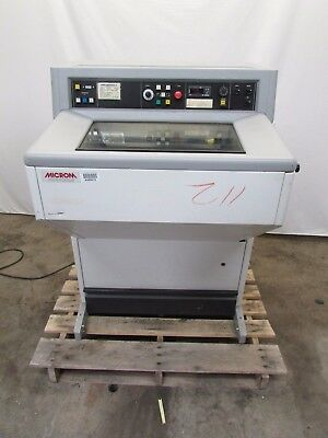 Cryostat Microm D-6900 Type 500m Microtome Used Tested