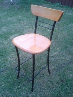 Bar stools x 4 Bossley Park Fairfield Area Preview
