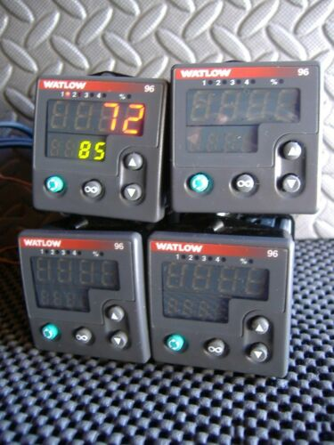 Watlow 96A0-CDAR-00RG TEMPERATURE CONTROLLER, 100-240 VAC