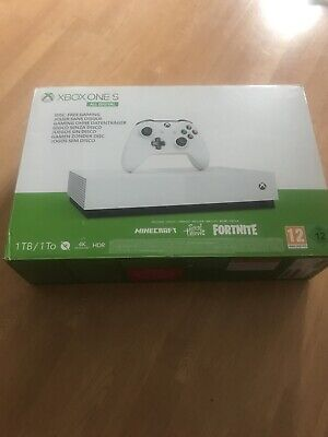 Xbox One S 1tb Console & Controller