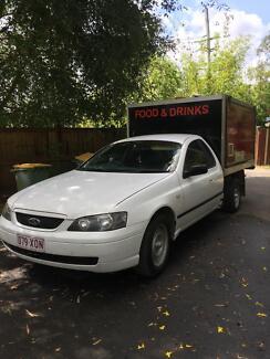 Mobile Food van for sale