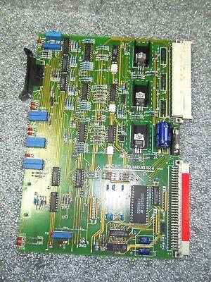 V32 1 Netstal Apc Ii 110.240.6139a Pc Board