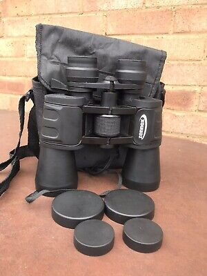 Zennox 8 - 24 x 50 Zoom Binoculars inc Carrying Case