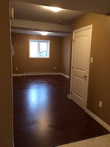 Available Immediately Beautiful 2 Bedroom Above Ground Apartment