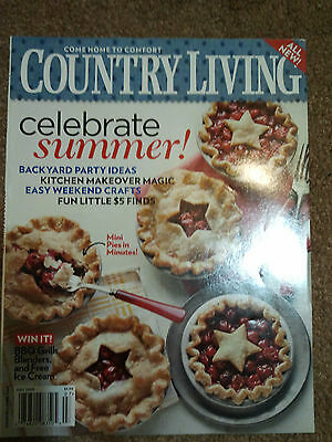 COUNTRY LIVING CELEBRATE SUMMER BACKYARD PARTY IDEAS FUN LITTLE $ 5 FINDS - Backyard Party Ideas