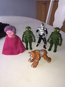 Vintage Battlestar Galactica toys