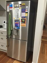 LG 450L Bottom Mount Fridge - Stainless Steel Heathcote Sutherland Area Preview