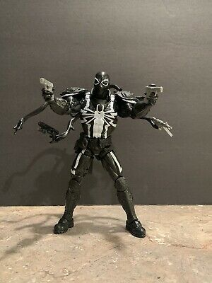 "Marvel Legends 6"" AGENT VENOM Walgreen Exclusive Series Action Figure Loose"