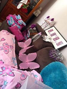 Girls bedroom and decor package- SOLD pending pickup Ellenbrook Swan Area Preview