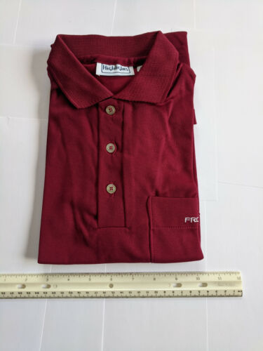 Brand New Staff Polo Shirt from the original Frontier Airlines, Size Medium