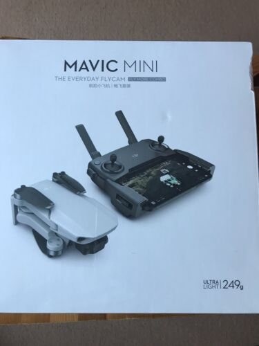 DJI MAVIC MINI FLY MORE COMBO CAMERA DRONE