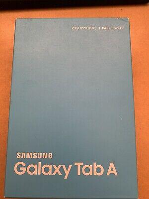 New Unopened Samsung Galaxy 8.0 16gb Tab A ( SM T350)