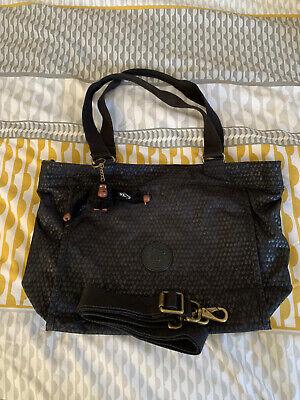 kipling tote shopper bag