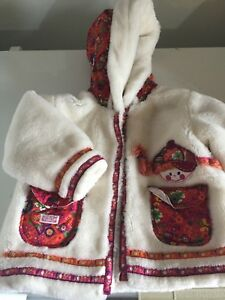 TWINS - winter coats - size 3T