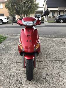 Kymco 50cc Low KM, Looks New, Long rego Arncliffe Rockdale Area Preview