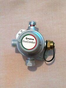 Truma DuoComfort Umschaltventil Caravan Regler Umschaltautomatik Gas E551