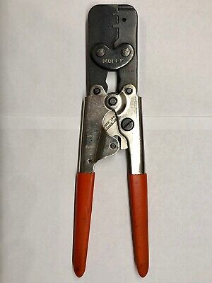Great Condition Molex Htr 2262 Crimp Tool For Wire Connectors 24-30 Awg