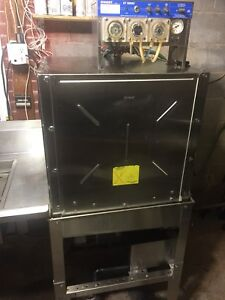 Lave-vaisselle commercial Knight KLE-175 GT Dishwasher