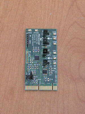 Microchip 102-00182 Mcp4xxx Pic Explorer 16 Daughter Board - Untested