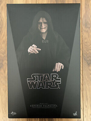Hot Toys 1/6 Emperor Palpatine Star Wars Return Of The Jedi MMS467 Figure