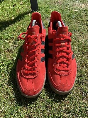 Adidas jeans MkII London C/W Size 8 Deadstock