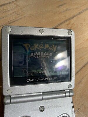 Pokemon Emerald Version GENUINE & AUTHENTIC, Tested and Works