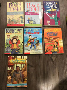 New Condition Children's Books - Roald Dahl, Beverly Cleary, Etc
