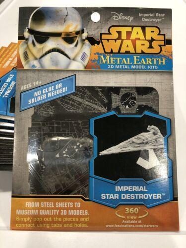 Fascinations - Metal Earth - 3D Model Kit - Star Wars - Impe