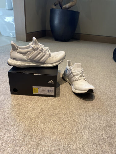 Adidas Ultra Boost 1.0 Triple White S77416 Size 11