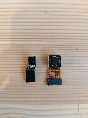 Sony Xperia M2 OEM both Front Facing and Main Camera Replacement parts UK stock