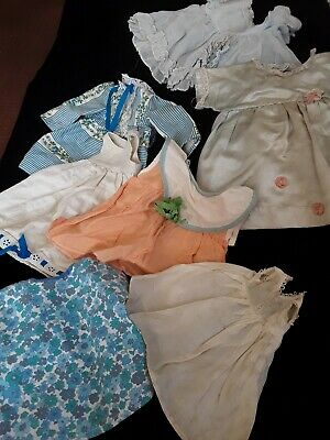 ORIGIONAL VINTAGE DOLL CLOTHES
