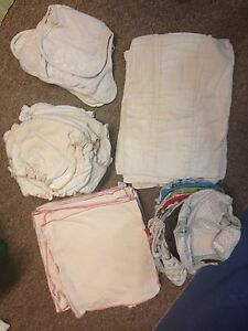 Organic diapers and covers