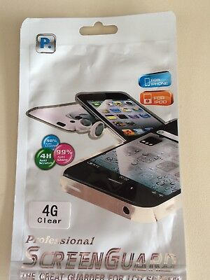 Ipod Screen Guard ( Screen Guard Iphone IP 4G Screen Guard Clear Membrane LCD IPOD ULTRA CLEAR)