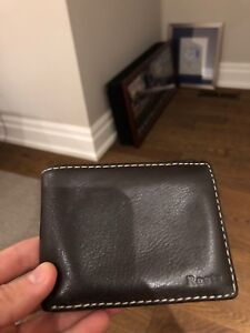 Roots brown Wallet
