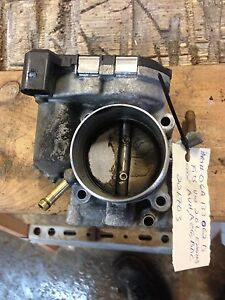 VW throttle Body