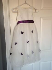 Size 5 Flower Girl Dress