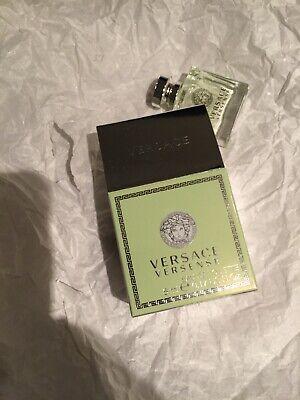 Versace Versense Eau De Toilette 5ml Boxed Travel Size