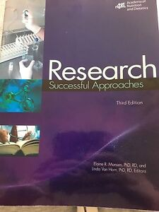 Research successful approaches