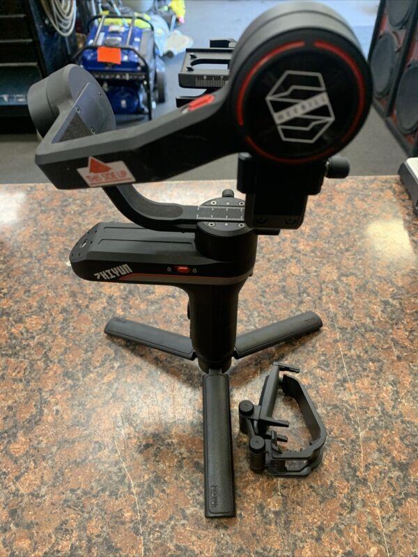 Zhiyun WEEBILL-S 3-axis Handheld Gimbal Stabilizer for DSLR & Mirrorless Camera