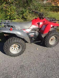 03 Kawasaki kvf prairie 400cc 4x4