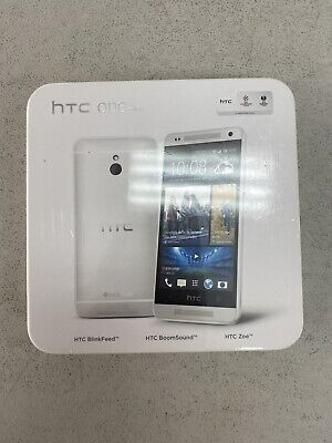 HTC ONE MINI (LATEST MODEL) - 16GB - WHITE Unlocked Brand New