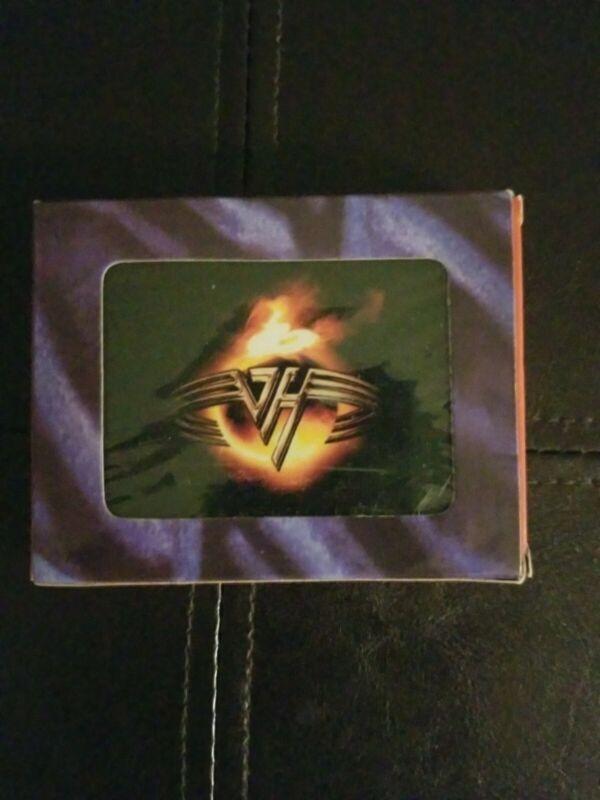 Van Halen Flames logo Cigarette Case Lighter-New,  Eddie, Smoking Set*RARE**