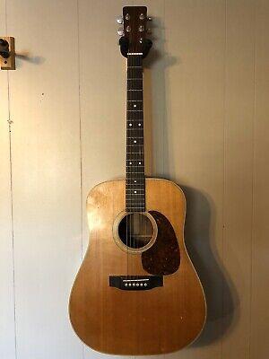 1973 Martin D-28 W/ Vintage HSC