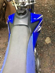 2009 ttr 125l with papers