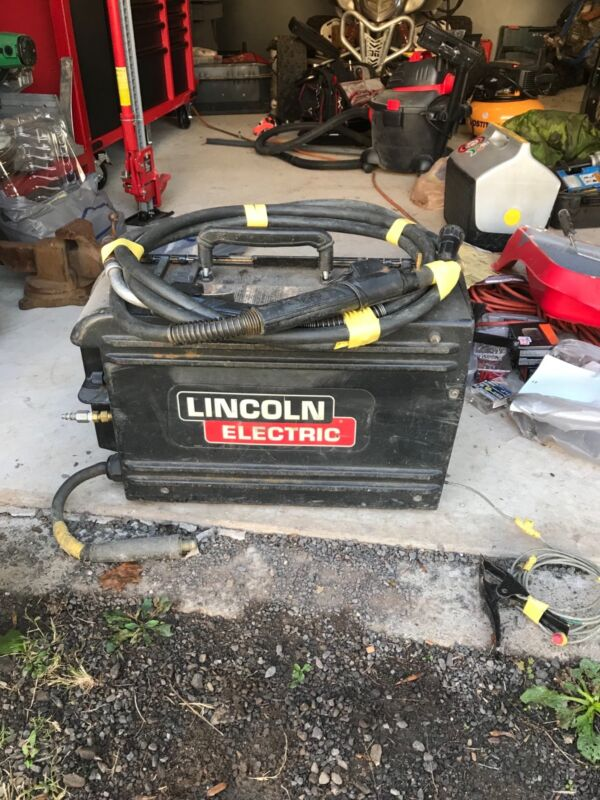 lincoln LN25 pro wirefeeder with gun