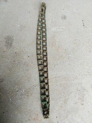Vintage Oliver 2 Row Corn Planter Fertilizer Drive Chain