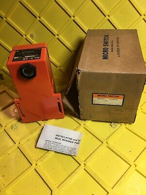 Honeywell Micro Switch Mls-2e Infrared Photoelectric Control Fe-mls2e New