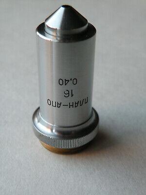 Lomo Plan Apo Objective 16x 040 Microscope Zeiss